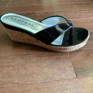 Rampage Wedge Sandal